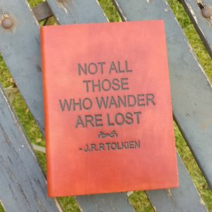 0799 not all those who wander are lost tolkien