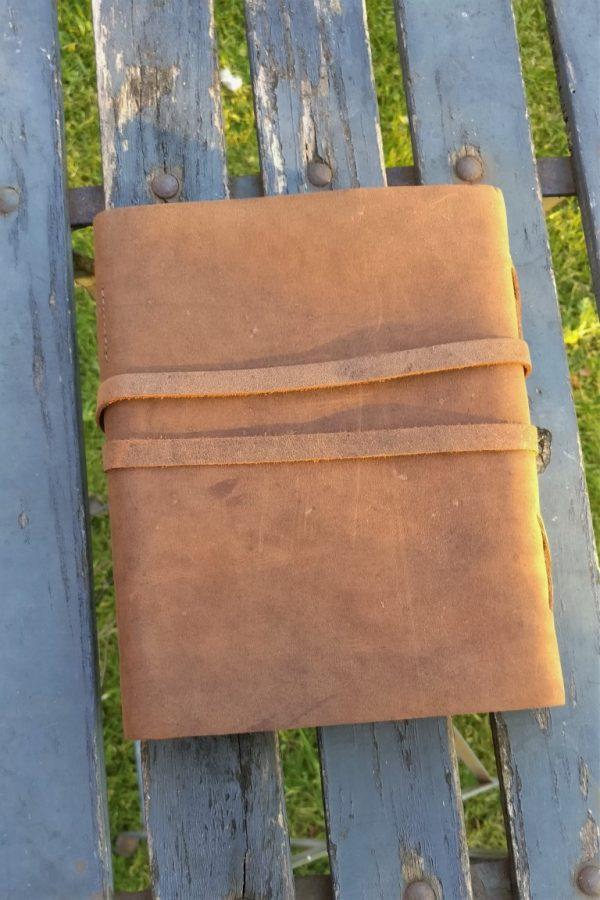 lederen notitieboek N004 3