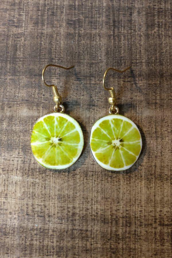 Fruitoorbellen citroen