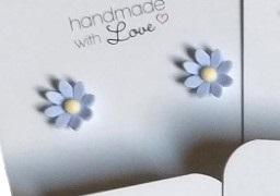 The Box mini bloem oorstekers 1