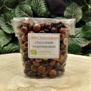 Chocolade marmerparels 200g