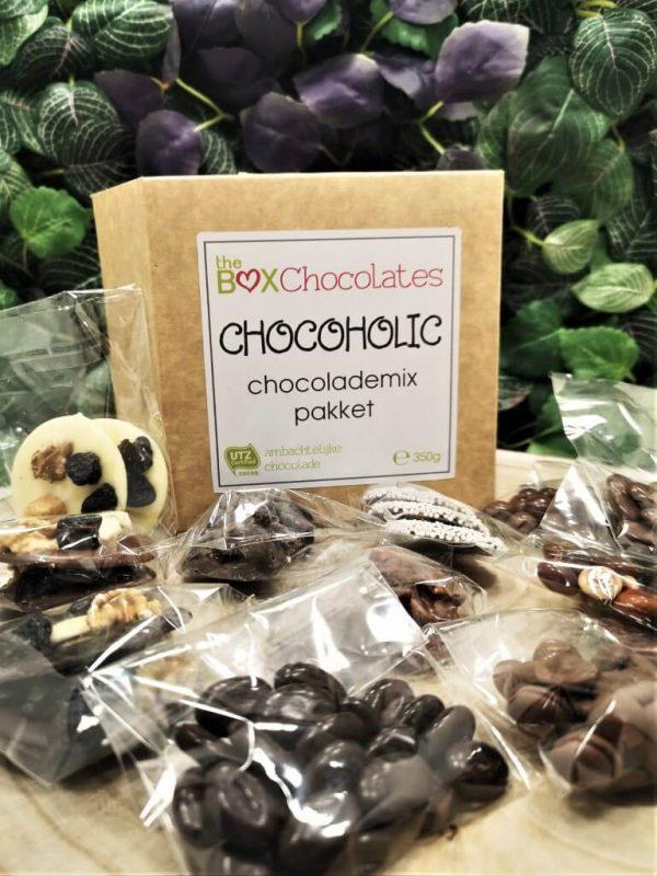 Chocoholic chocolademix pakket