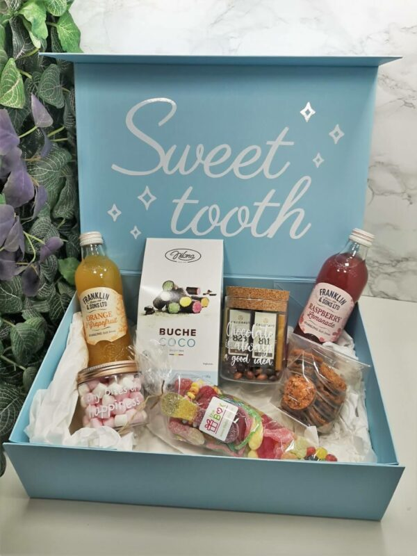 Sweet Tooth geschenkpakket